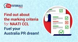 NAATI CCL Marking Criteria
